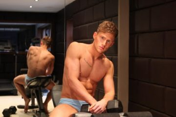 mr-gay-uk-2011-at-the-gym-resting