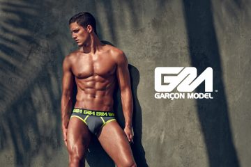 GarconModelunderwear-Brief-Grey-Lime-Bay-Road-Wall-HIGH-RES-WEB