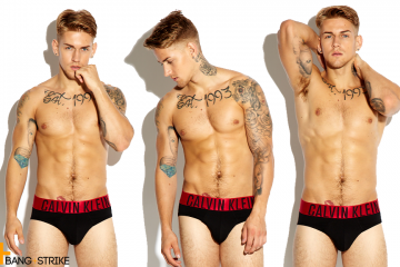 Calvin-Klein-Power-Red-BLACK-BRIEF