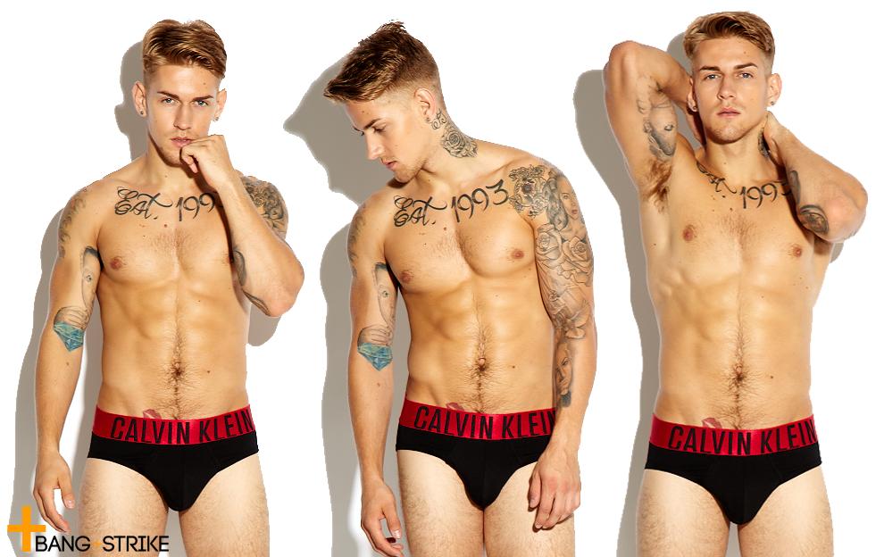Calvin-Klein-Power-Red-BLACK-BRIEF