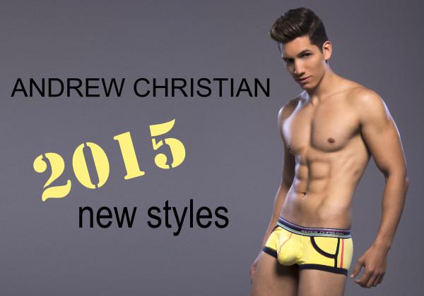 AndrewChristian2015Underwear