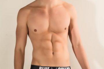 BlueCollarunderwear-CrimsonChallengerBriefmodel