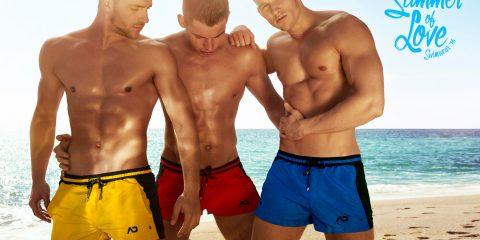 ADDICTED underwear and swimwear