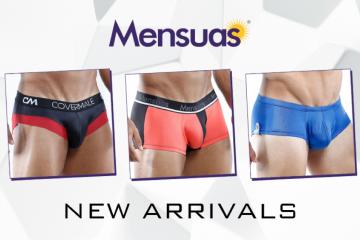 new arrivals at Mensuas