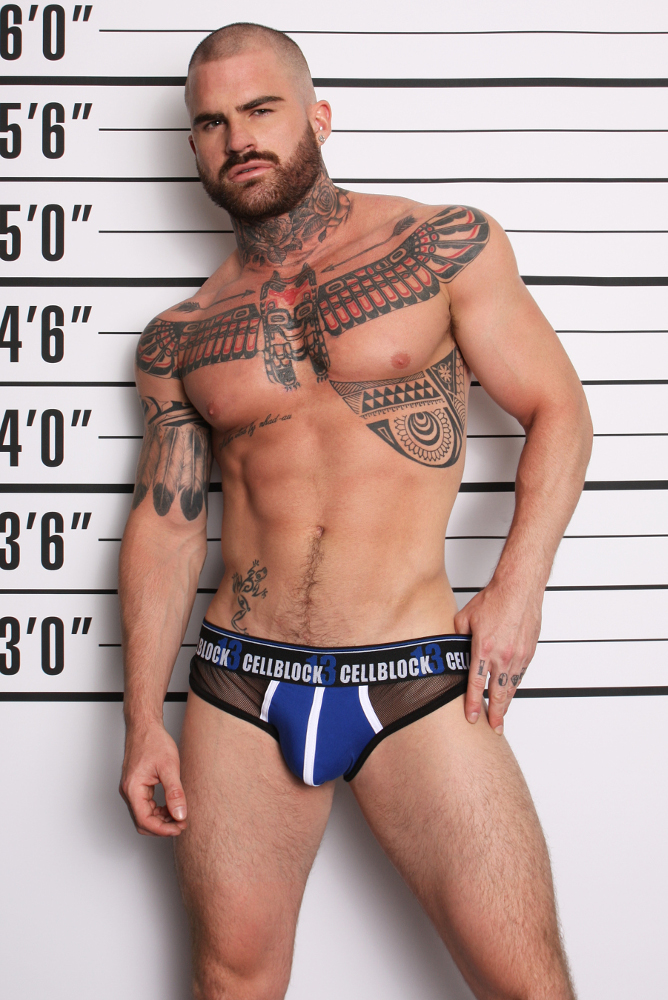 Cellblock13 underwear - darkroom