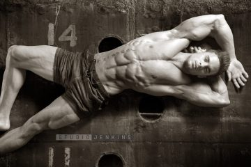 Logan Franklin by Mark Jenkins at Spectacular Body