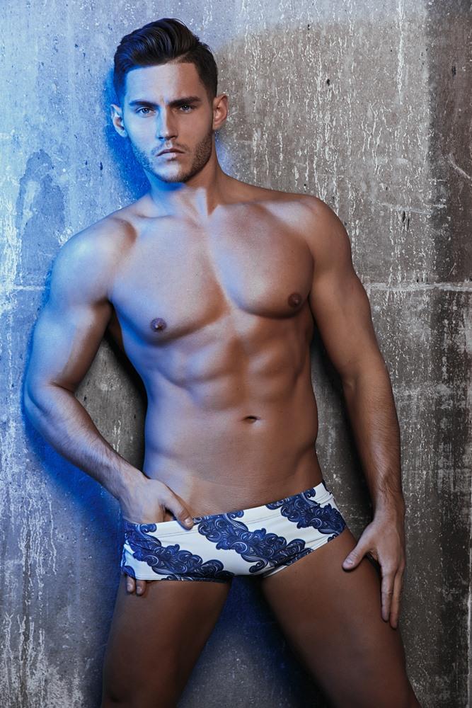 Marcuse Presents Summer 2017 Swimwear Men And Underwear