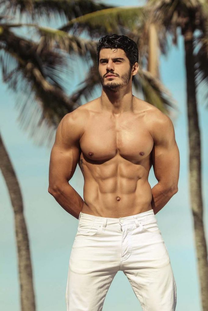 Mariano Jr by Marcio Farias for Brazilian Male Model ...