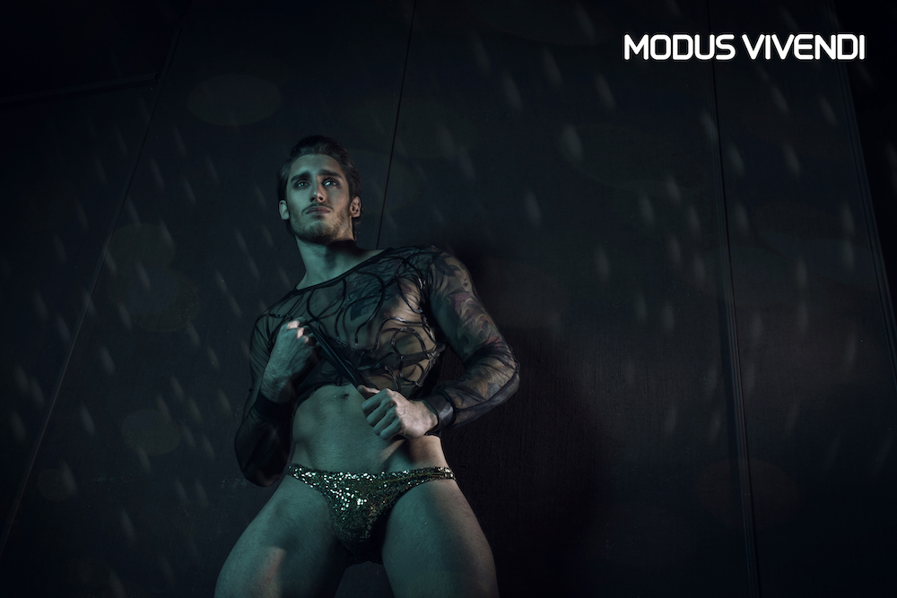 The Spectacular Glamour Line By Modus Vivendi Men And