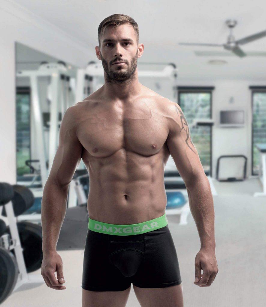 DMXGEAR underwear - Anatomically Fit boxer Brief