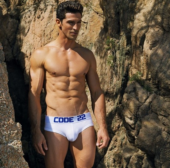 CODE 22 underwear at The Shop