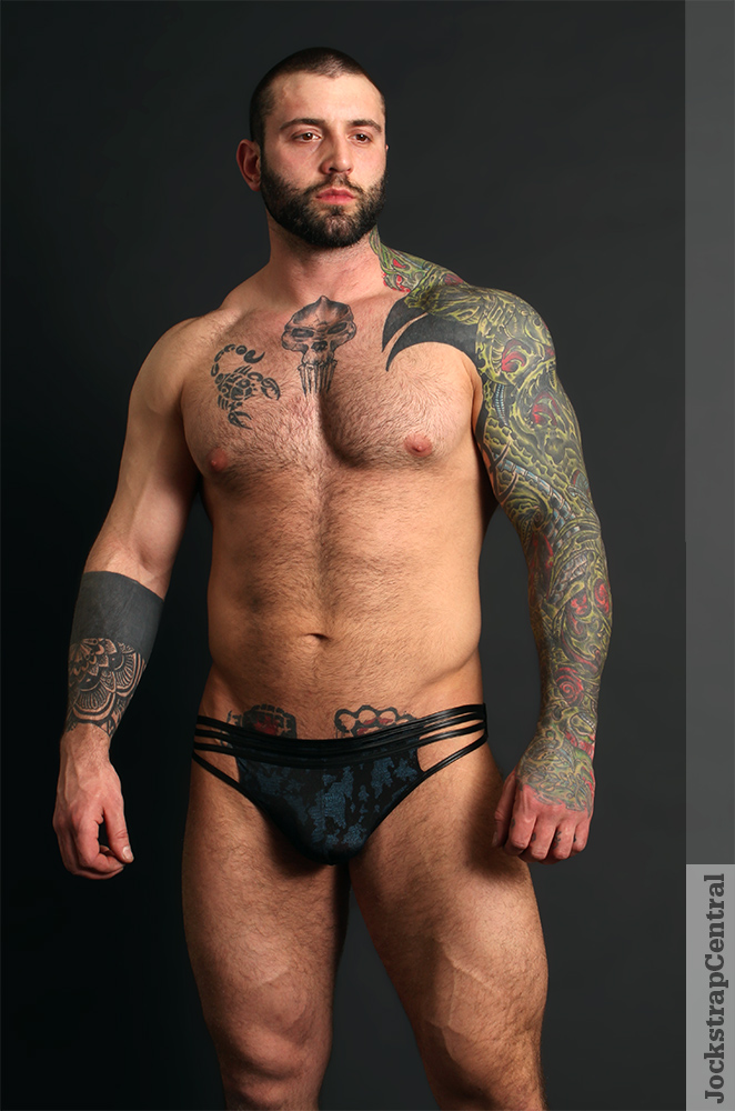 Male Power Strapped And Bound Gear Launched At Jockstrap