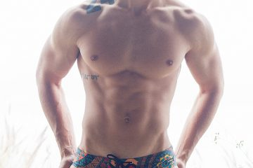 Fabian Diaz by Adrian C Martin - 2EROS swimwear
