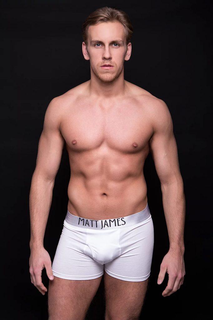 Matt James underwear