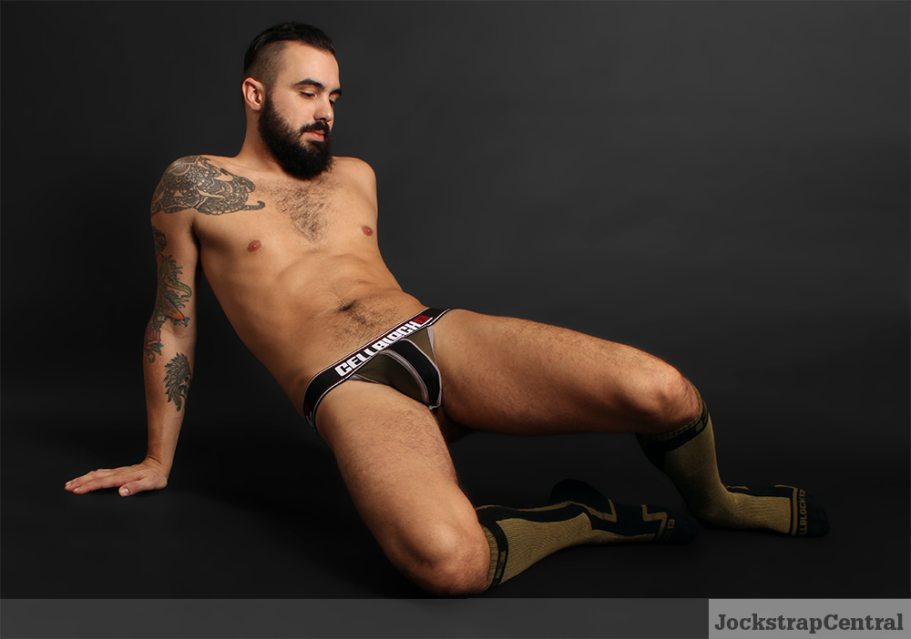 Jockstrap Central Cellblock 13 Viper II jockstrap and thong