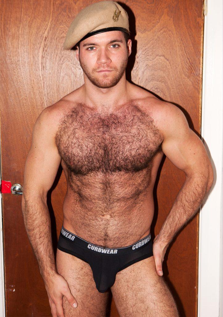 Sean O'Flanagan - Curbwear underwear