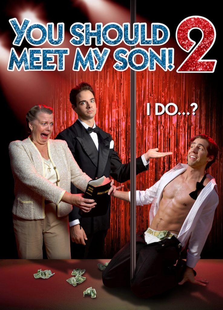You Should Meet my son 2 Poster - Garcon Model underwear