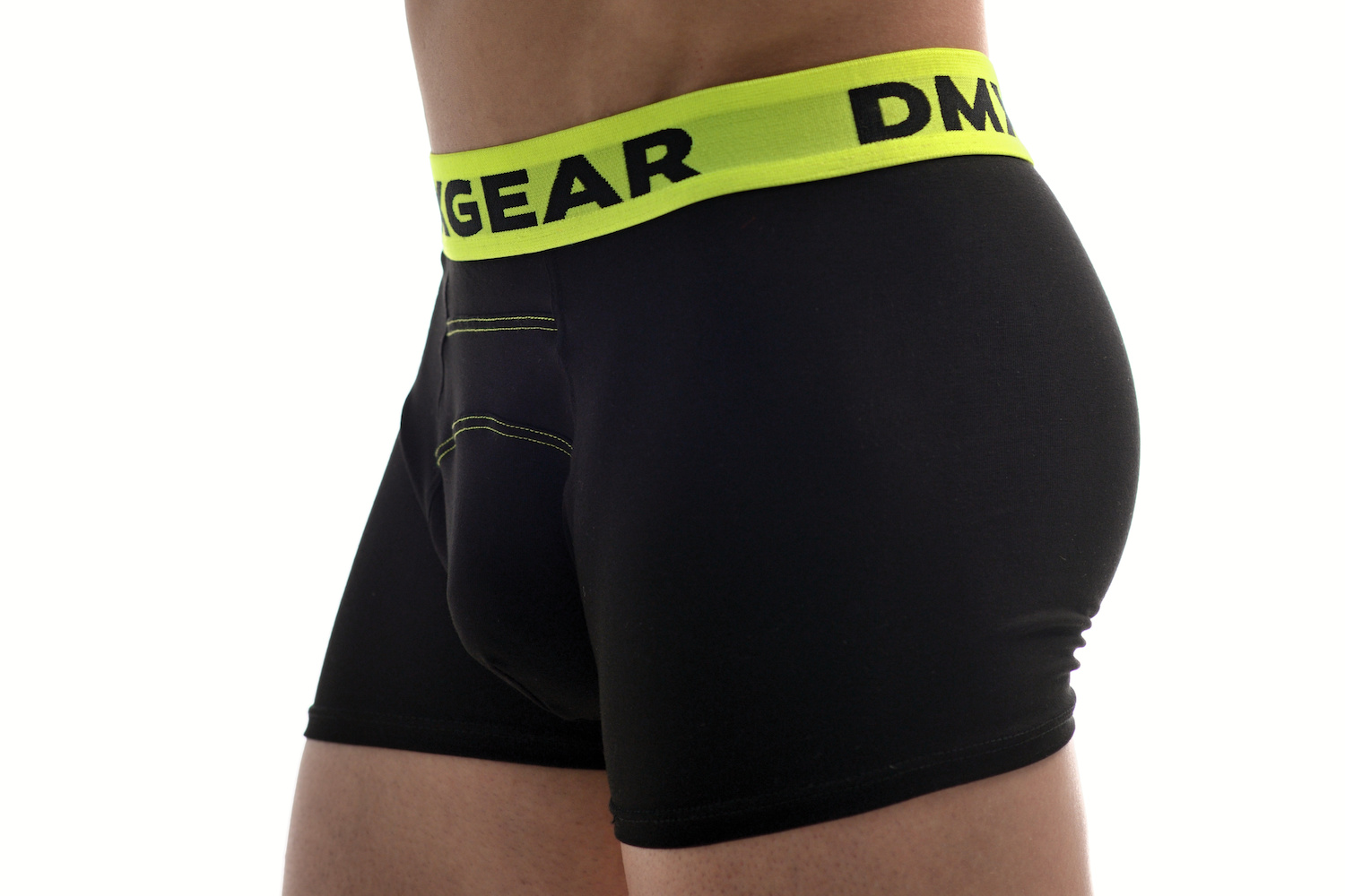 DMXGEAR underwear - Anatomically Fit Boxer Briefs black