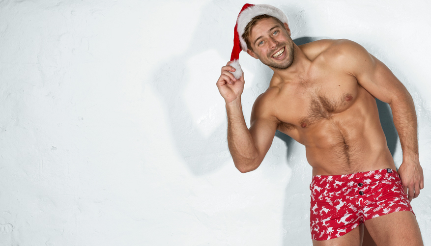 Christmas guide 2018 - aussiebum boxer shorts