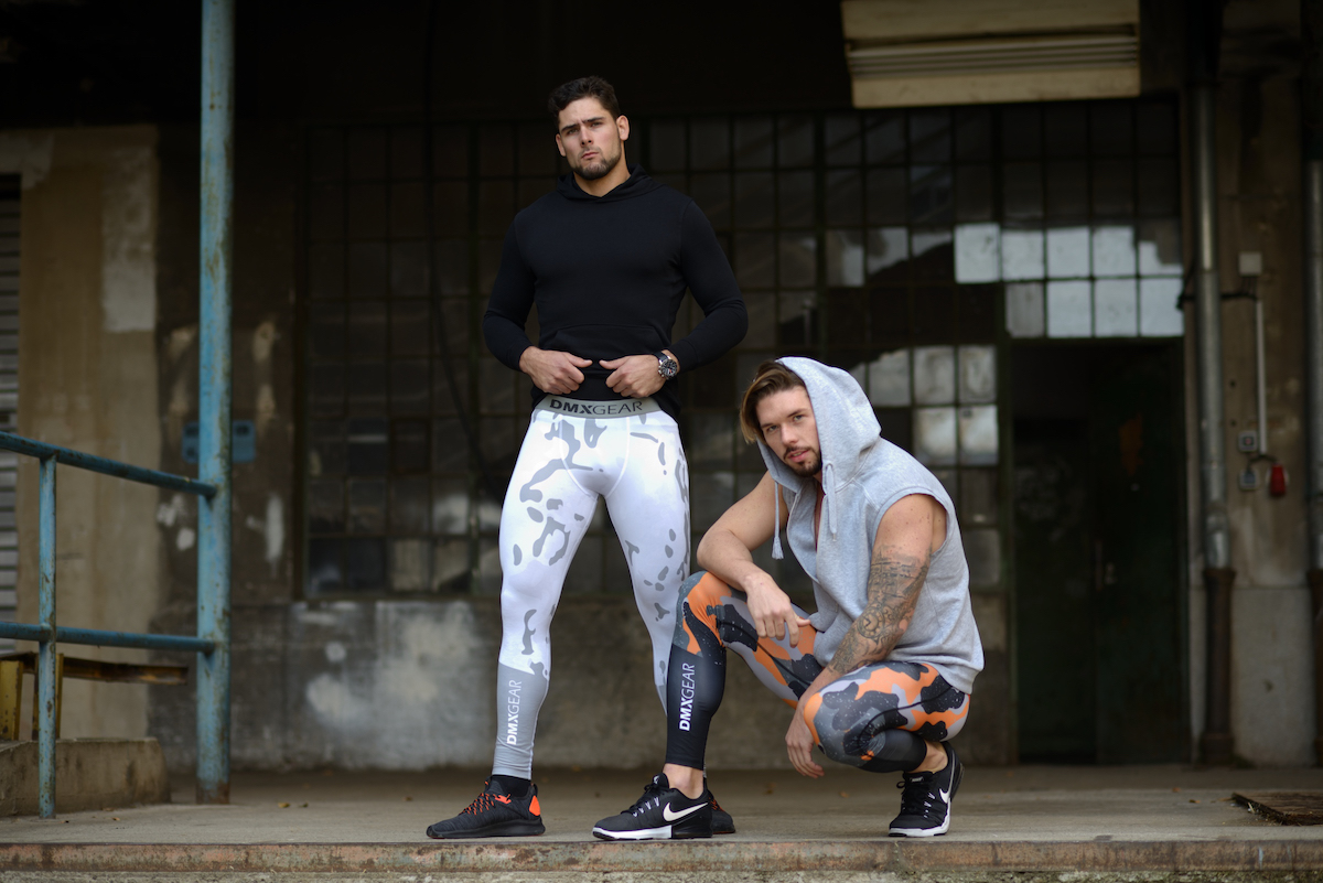 DMXGEAR leggings