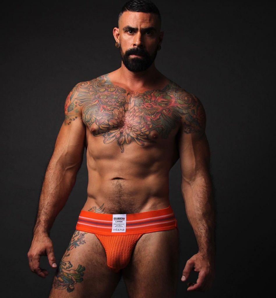Israel Zamora - Cellblock 13 underwear