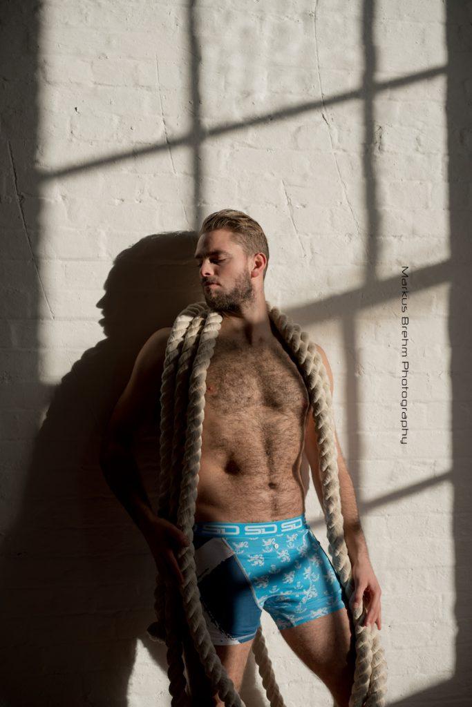 Phil Bruce my Markus Brehm in Smuggling Duds Scotland underwear