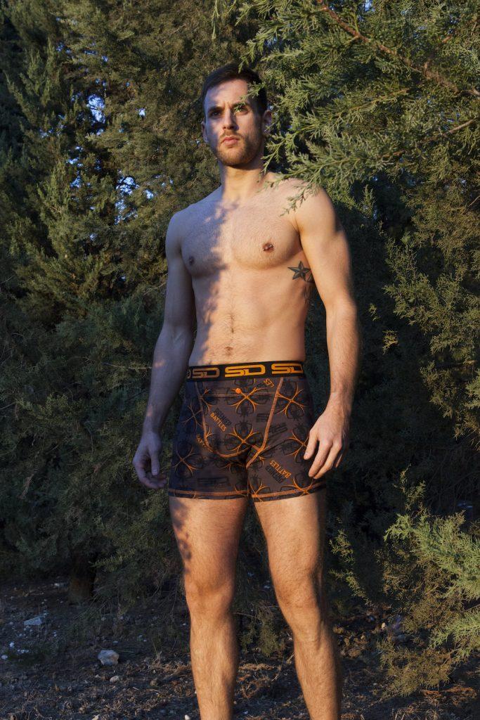 Stathis Kapravelos by Christina Doitsini - Smuggling Duds underwear