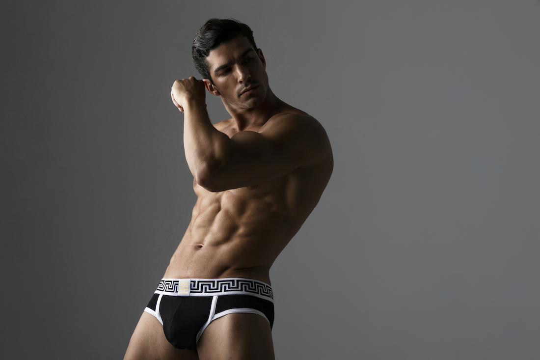 CODE 22 underwear - Rome Brief