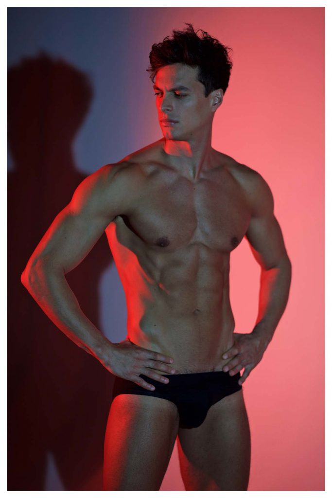 Felipe Anibal by Stefan Mreczko - Todd Sanfield underwear