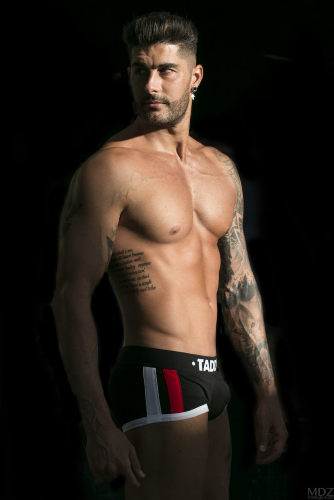 Javier Cabrera by MDZ Management - Taddeo underwear