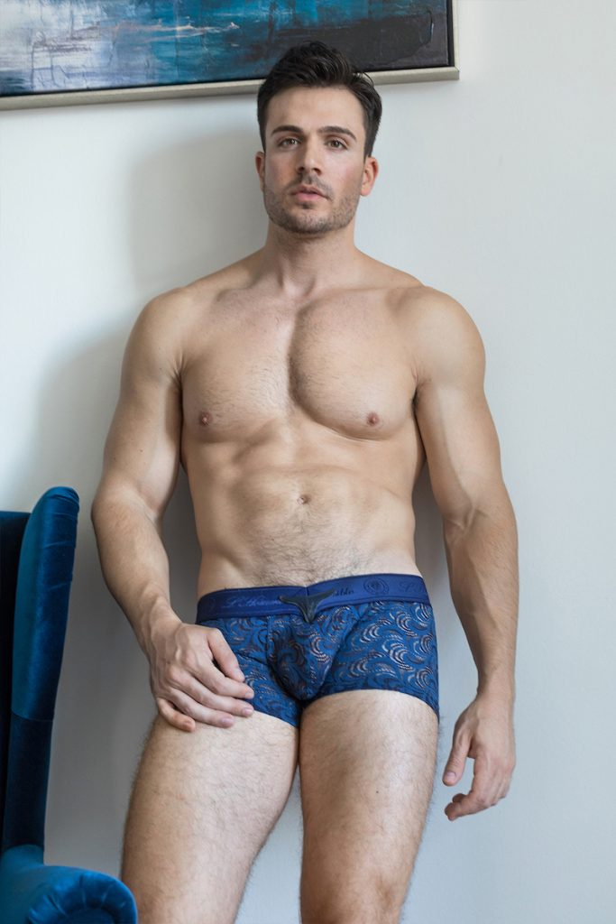 L'Homme Invisible underwear - Philip Fusco