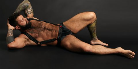 Simon Marini - Cellblock 13 underwear at Jockstrap Central
