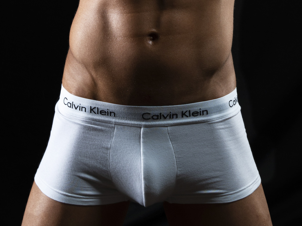 Dillion Meyer by Bradley French – Calvin Klein underwear