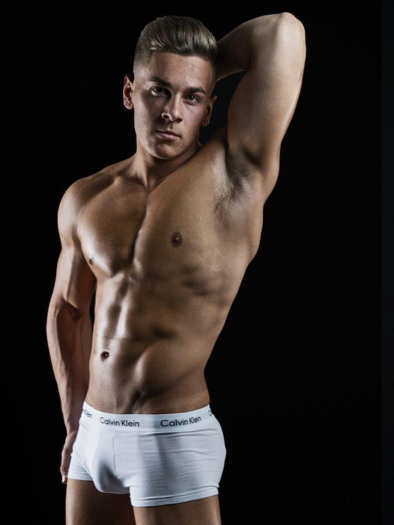 Dillion Meyer by Bradley French – Calvin Klein underwear