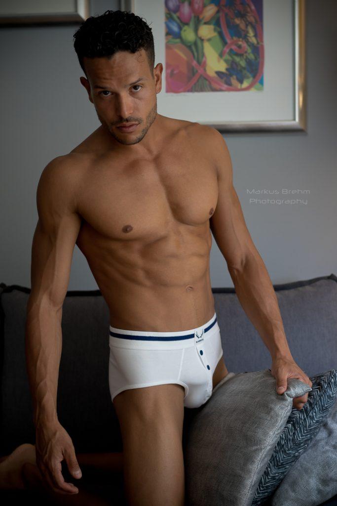 Gerard Vack by Markus Brehm - Bluebuck underwear