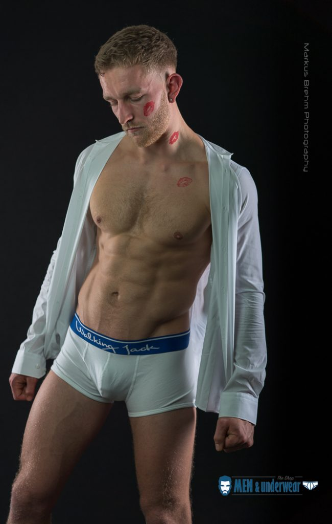 Jack Harris by Markus Brehm - Walking Jack underwear