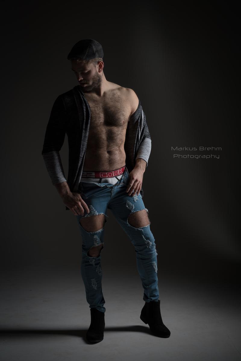 Phil Bruce by Markus Brehm - CODE22 underwear