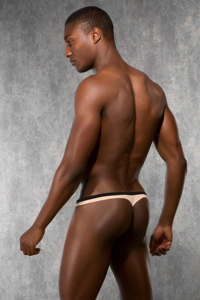 doreanse underwear - thong beige