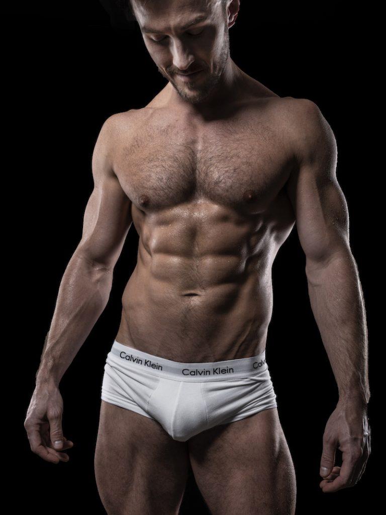 Carson Twitchell - Calvin Klein underwear