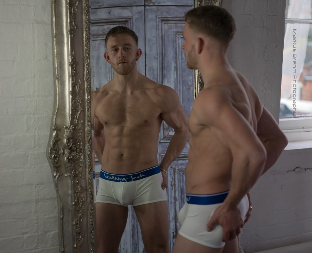 Jack Harris by Markus Brehm Walking Jack underwear