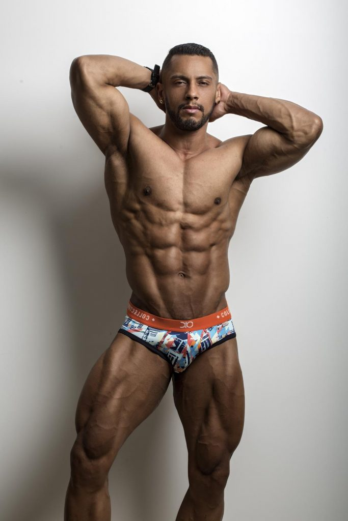 Renato Rodriguez - DIO collection underwear