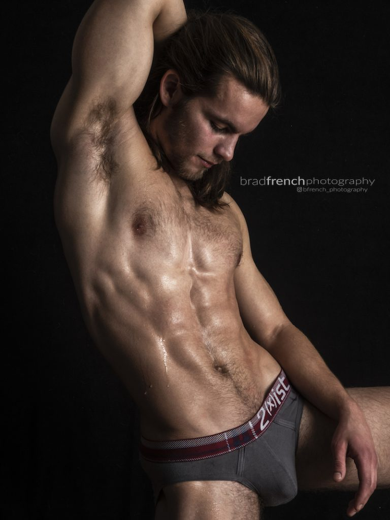 Ethan Oliver by Bradley French - 2XIST underwear