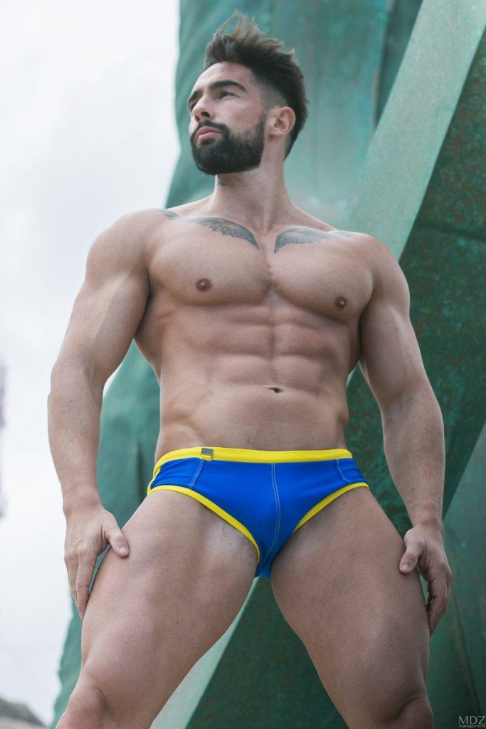 Niko Vazquez - Exodia swimwear
