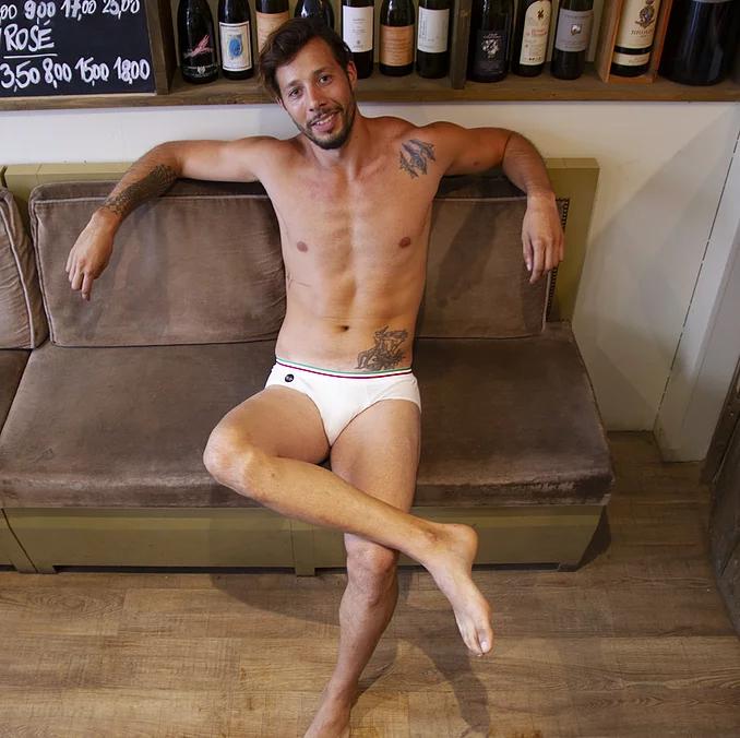 Ultimo Bacio underwear