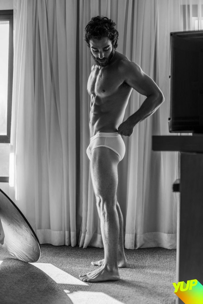 Fabio Croce by Julio Tavares - Lupo underwear
