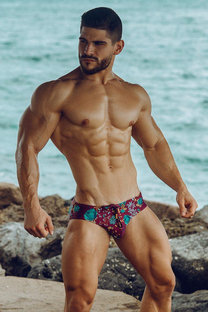 Kevin Hernandez by Adrian C. Martin - 2Eros swimwear