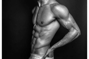 Matheus Fajardo - Brazilian Male Model - Bench Body underwear
