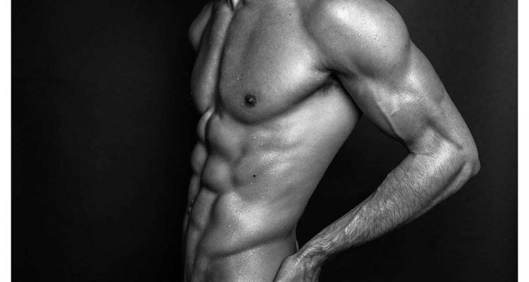 Matheus Fajardo - Brazilian Male Model - Bench Body underwear