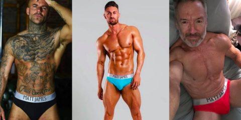 Matt James underwear - Briefs