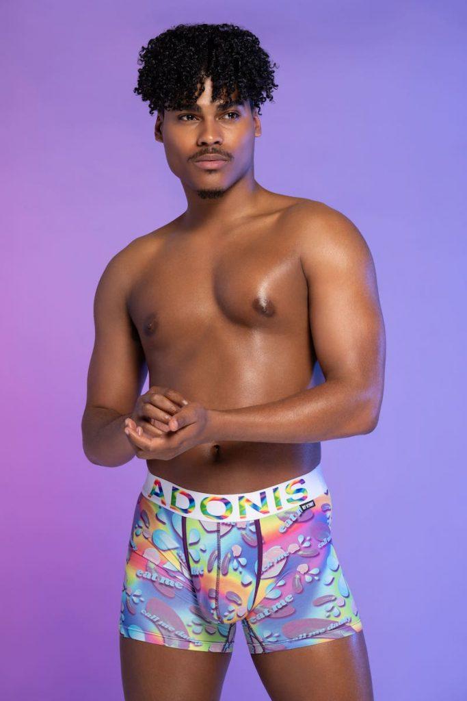 Adonis underwear - Pride collection